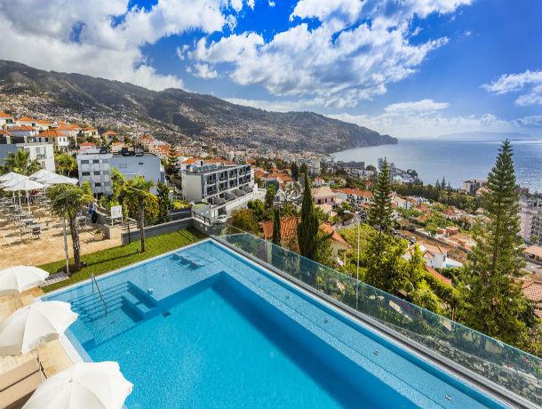 Hôtel Madeira Panoramico 4* - 1