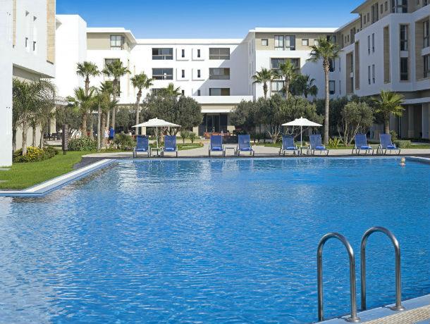 Hôtel Atlas Essaouira & Spa 5*