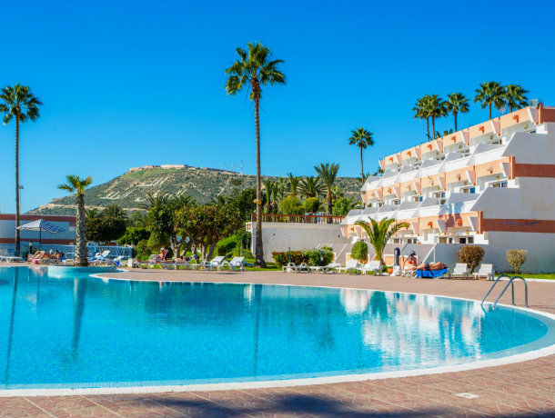 Hôtel Club Almoggar Garden Beach 3*