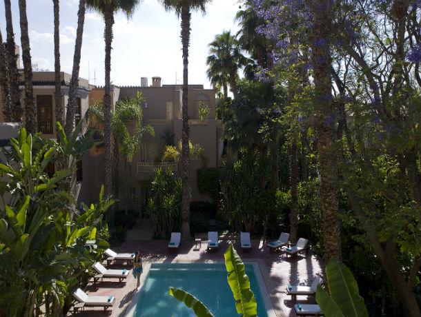 Sejour Maroc Les Jardins De La Medina 5 Marrakech