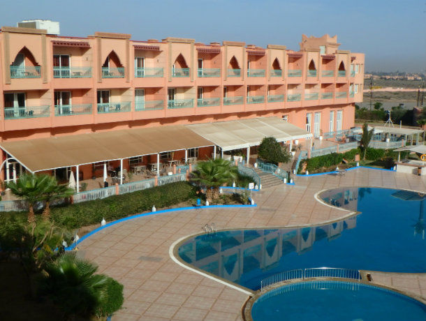 Hôtel Mogador Kasbah 4* - 1