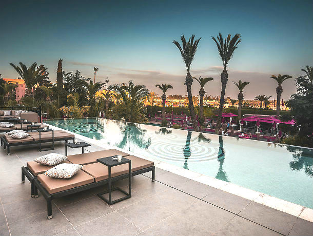 Hôtel Sofitel Marrakech Lounge & Spa 5* - 1