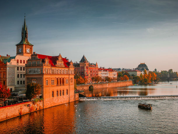 Escapade à Prague 4*