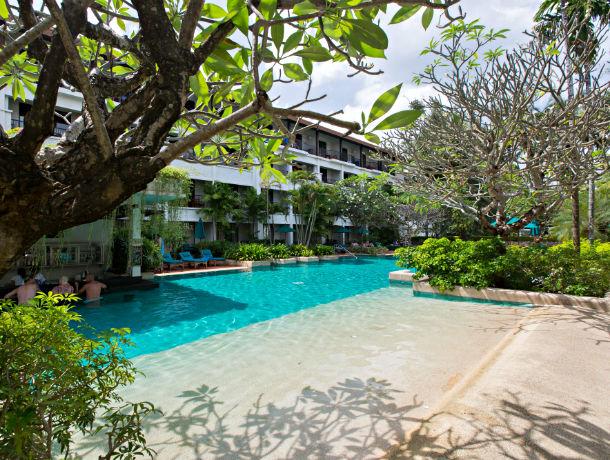 Hôtel Banthai Beach Resort & Spa 4*Sup - 1
