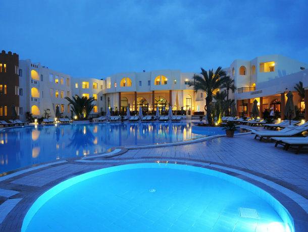 Hôtel Green Palm Djerba 4* - 1