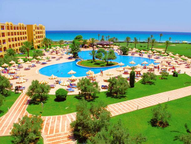 Hôtel Nour Palace Resort & Thalasso Mahdia 5* - 1