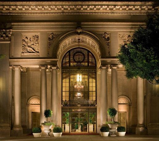 Hôtel Millennium Biltmore 4*